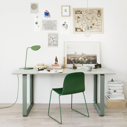 Muuto - 70 / 70-table, Ambience Working