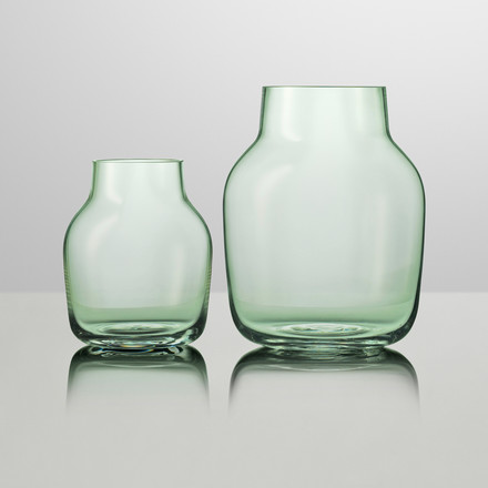 Muuto - Silent Vase, Ambience group image / green