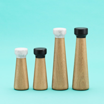 Normann Copenhagen - Craft Salt- and Pepper Mills, situation image