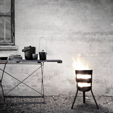 Menu - Fire Basket