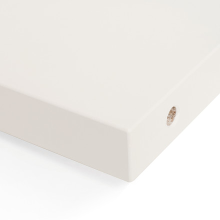 Flötotto - Shelving System 355 - board, white lacquered