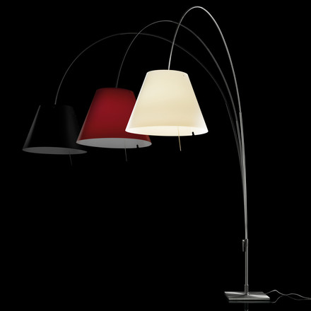 Luceplan - Lady Costanza Floor Lamp, trio