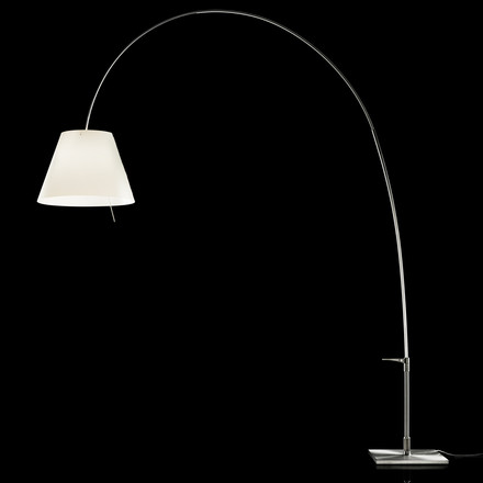 Luceplan - Lady Costanza Floor Lamp, white