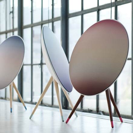 Bang & Olufsen - AirPlay Music System - Group, colours