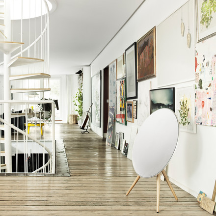 Bang & Olufsen - AirPlay Music System, white