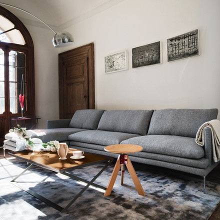 Zanotta - William Sofa, grey