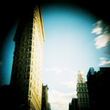 Lomography - Diana F+ - example image