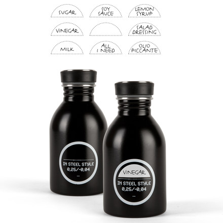 24Bottles - All You Need, with stickers