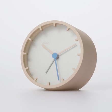 Mondo - Tock Alarm Clock, beige - situation