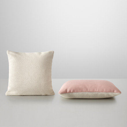 Muuto - Mingle Cushion, pink - two cushions