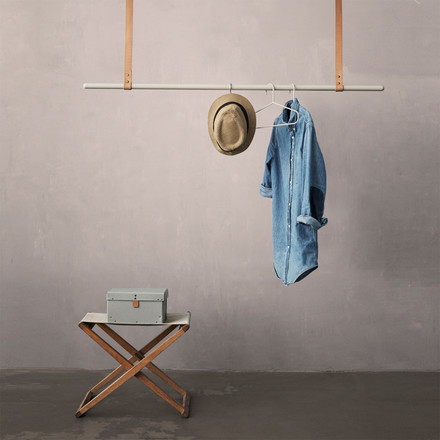 Ferm Living - Clothes rack, hanging clothing rail