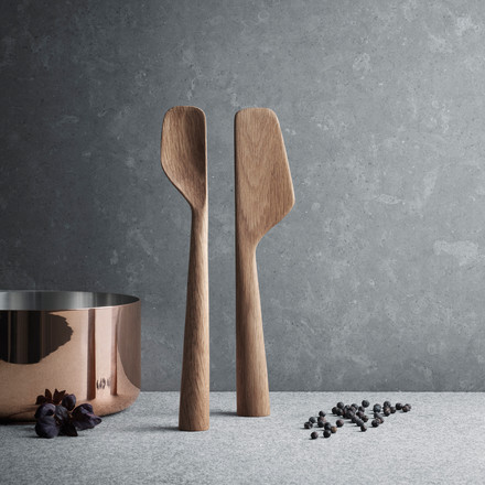 Georg Jensen - Barbry Chef's Spoon & Spatula