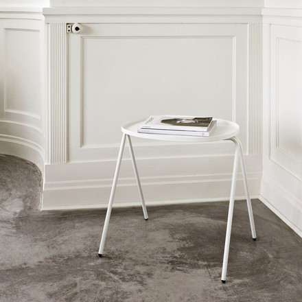 Menu - Afteroom Side Table, white - atmosphere