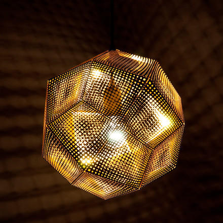 Tom Dixon - Etch pendant fitting