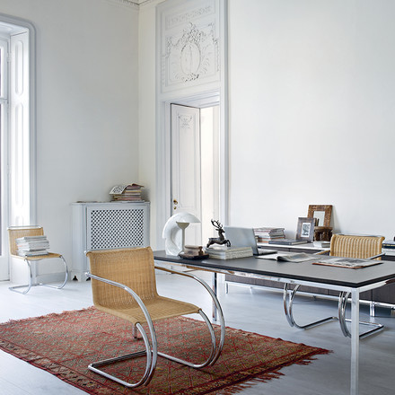 Knoll - MR side chair, without armrests