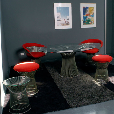 Knoll - Platner Armchair, ambience image