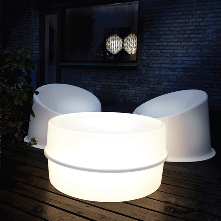 Verpan - Panto Pop Chair, white - Ambience image