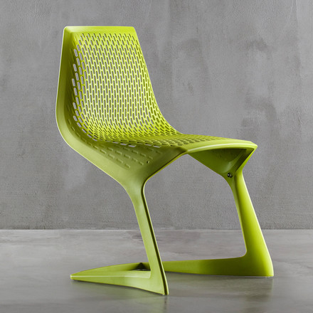 Plank - Myto Chair, green