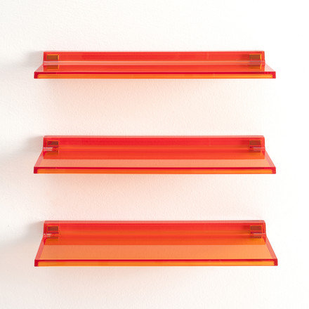 Kartell - Shelfish Shelf, orange
