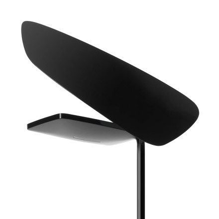 Foscarini - Lightwing LED Standard Lamp, black