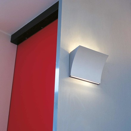 Flos - Pochette Up / Down Wall lamp, white
