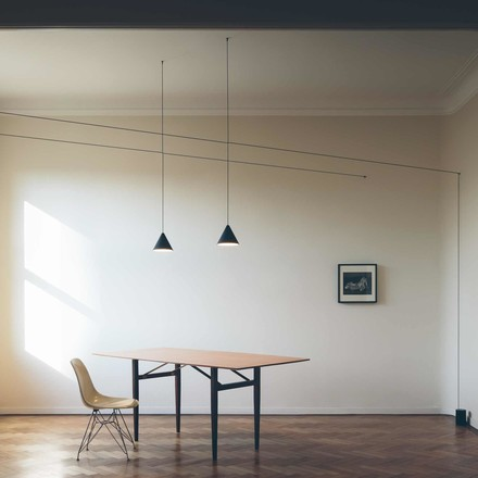 Flos - String Light pendant lamp, conical head