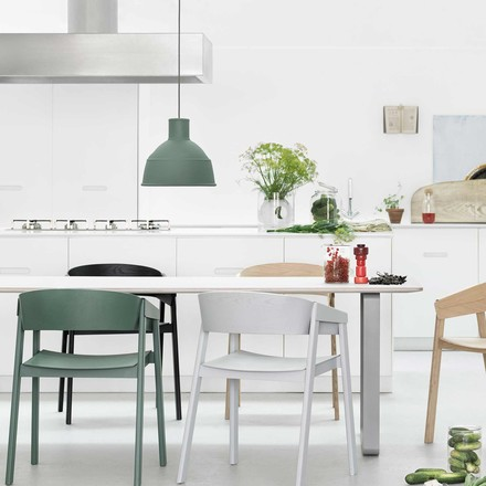 Muuto - Unfold pendant lamp, green