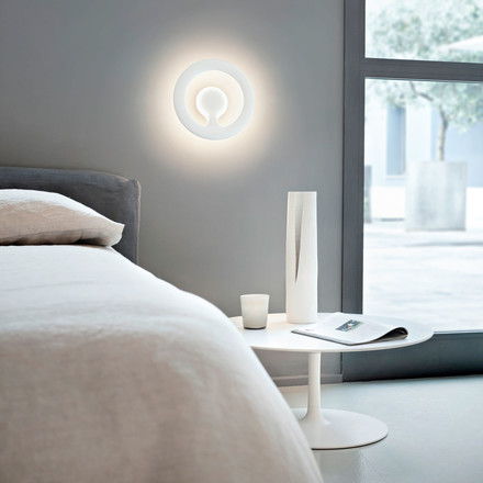 Flos - Orotund Wall Lamp, white