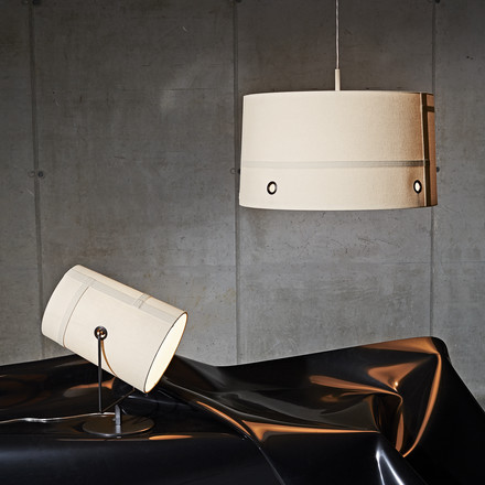 Diesel Living - Fork Pendant Light, ivory