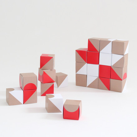 Snug.studio - snug.boxes Advent Calendar, decoration star