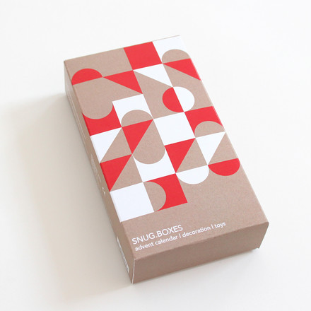 Snug.studio - snug.boxes Advent Calendar, package