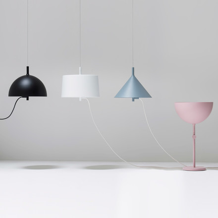 Wästberg - Nendo Luminaire Series, collection