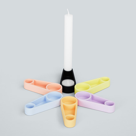 Hay - Kutter Candle Holder, colours