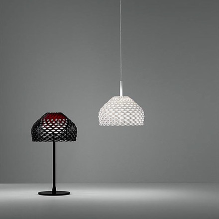 Flos - Tatou Pendant Lamp + Table Lamp
