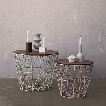 ferm Living - Wire Basket Top