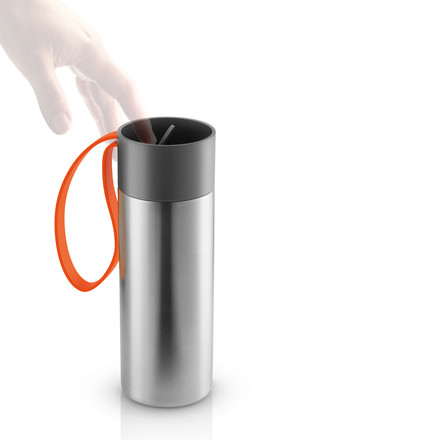 Eva Solo - To Go thermos cup, orange