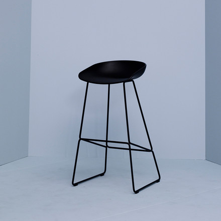 the hay about a stool aas 38 in the design shop. Black Bedroom Furniture Sets. Home Design Ideas