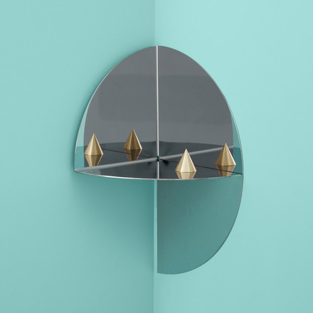 Hay - Pivot Shelf no 2, mirror