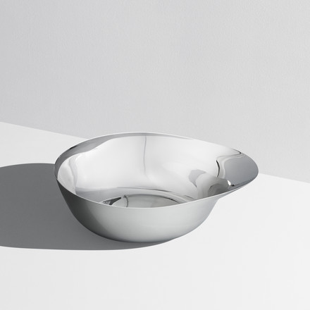Georg Jensen - Barbry Salad Bowl, stainless steel