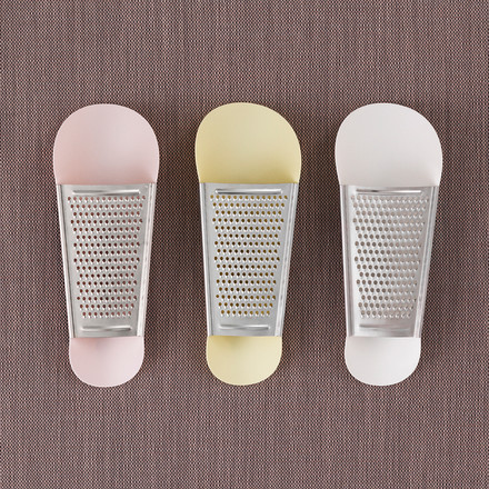 Normann Copenhagen - Pinch Cheese Grater, group pastels