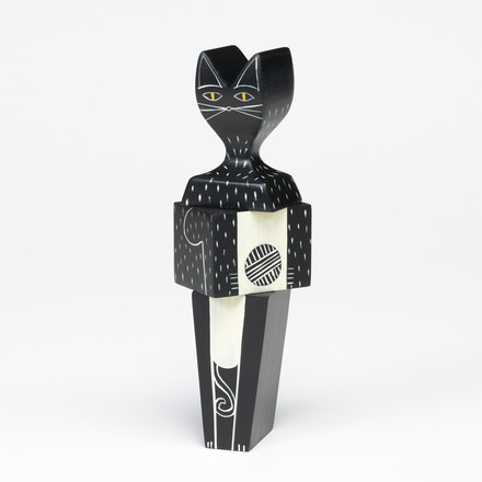 Vitra - Wooden Dolls, Wooden Cat