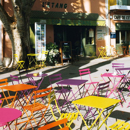 French Bistro Furniture by Fermob