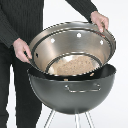 Dancook - kettle grill with shell, without lid
