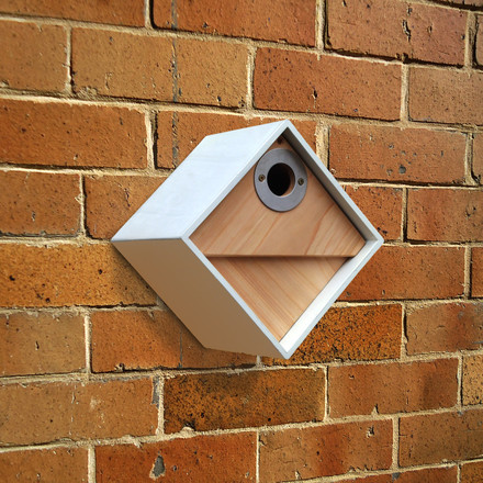 Wildlife World - Urban Bird Nestbox, Diamond 2