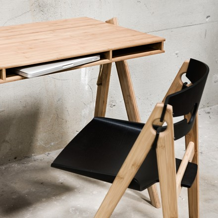 The We Do Wood Field desk