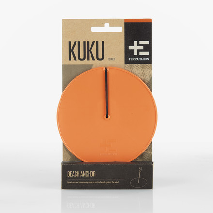 Terra Nation - Kuku Beach Anchor, orange, package