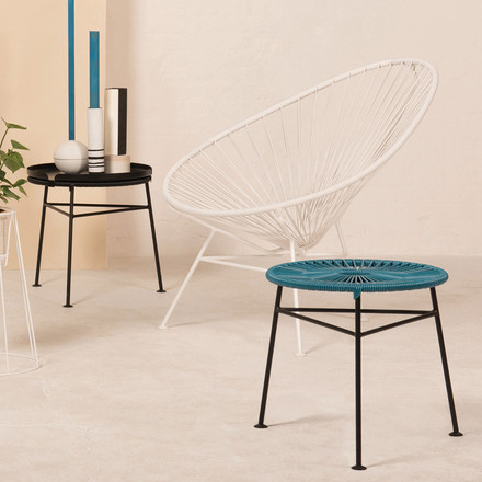 OK Design - Centro Stool, blue