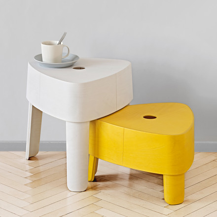 Side table in different sizes
