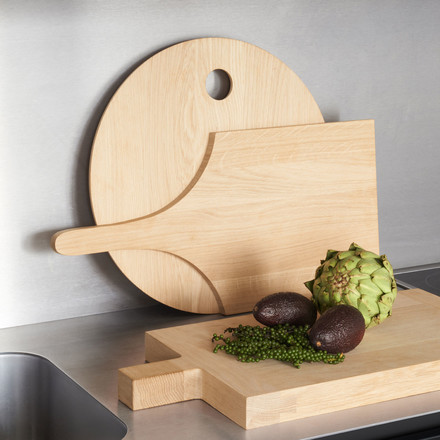 Sculptural kitchen boards