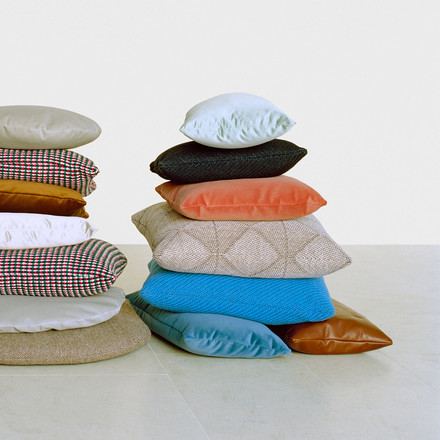 Sofa cushions in different colours & sizes